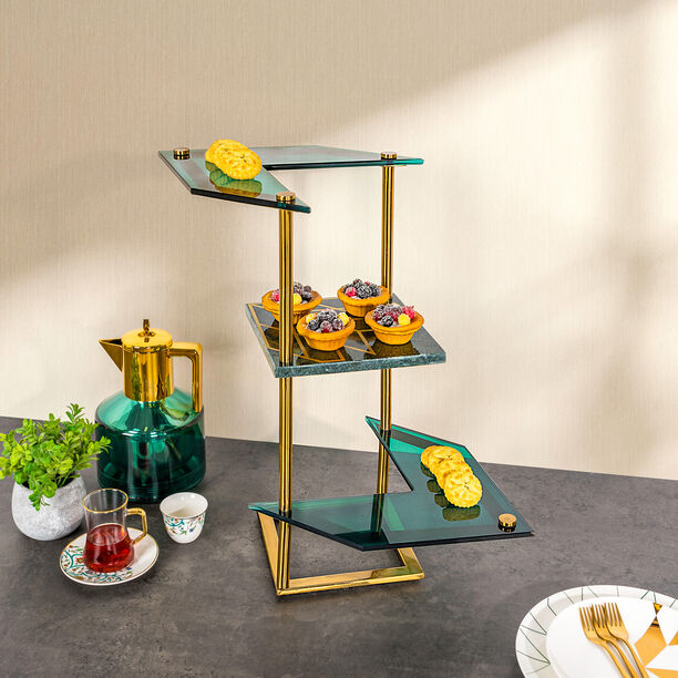 MALAKIT 3 TIER Cake Stand image number 0