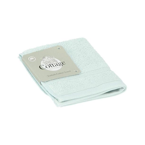 Cottage Maxlight Face Towel 30X30 Ice Blue  image number 0