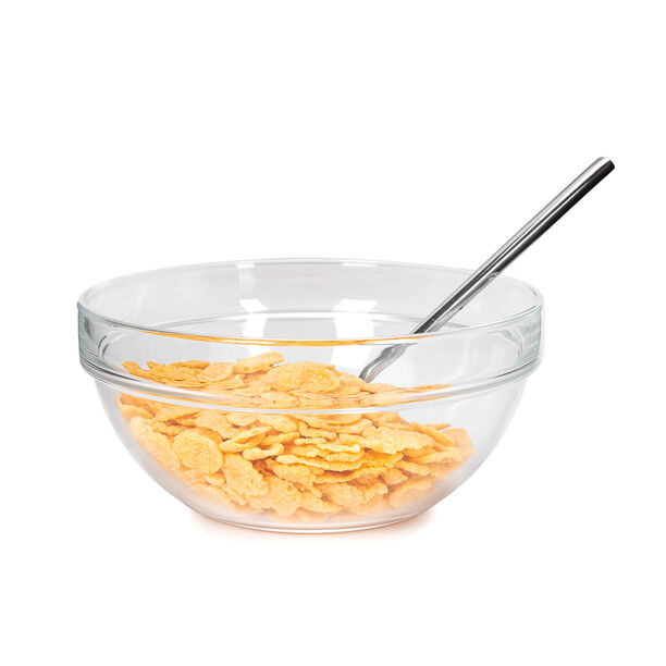 Tempered Glass Stackable Bowl image number 1