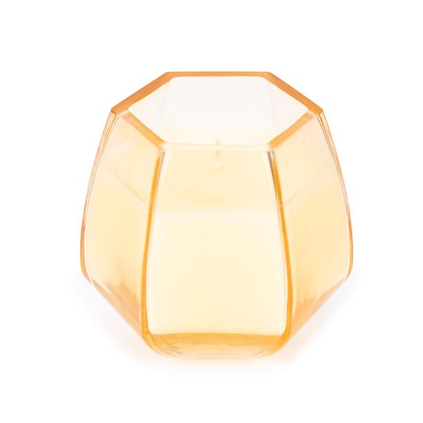 Glass Candle Honey And Jasmine Pink image number 0