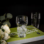 4 Pcs Set High Ball Clear Glass image number 0