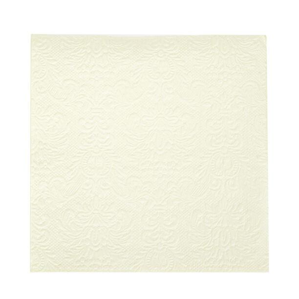 Elegance Serving Napkins Paper Square Cream image number 1