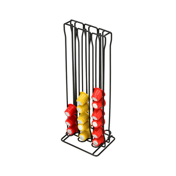 Capsule Stand in Black image number 1