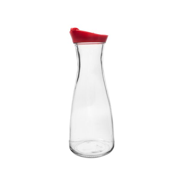 Alberto Glass Carafe With Plastic Mouth image number 0