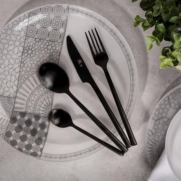 طقم أدوات المائدة 16 قطعة image number 0