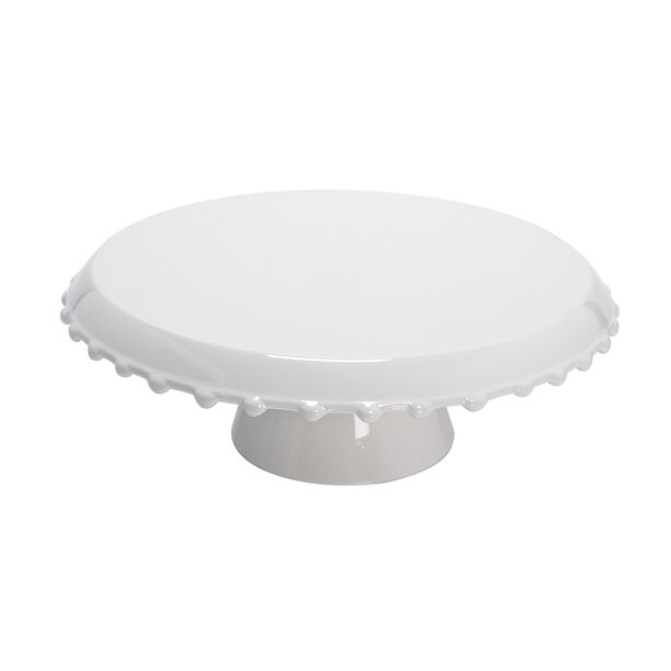 Cake Stand Pearl 30.5*30.5*1 Cm image number 0