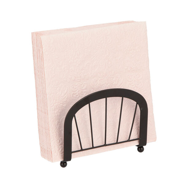 Elegance Serving Napkins Paper Square Pink image number 2