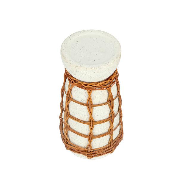 Ceramic Candle Holder image number 2