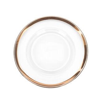طبق لأسفل صحن المائدة 33 سم