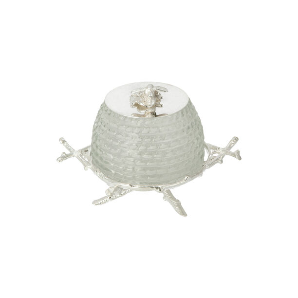 HONEY POT PLATED SILVER image number 0