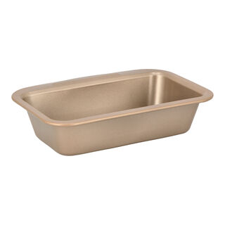 Alberto Non Stick Loaf Pan, Gold Color