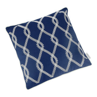 Embroidery Cushion Santorini Halad