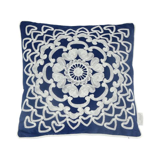 Embroidery Cushion Santorini Oriental image number 1