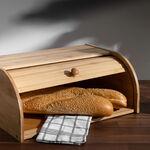 Alberto Bamboo Bread Bin image number 4