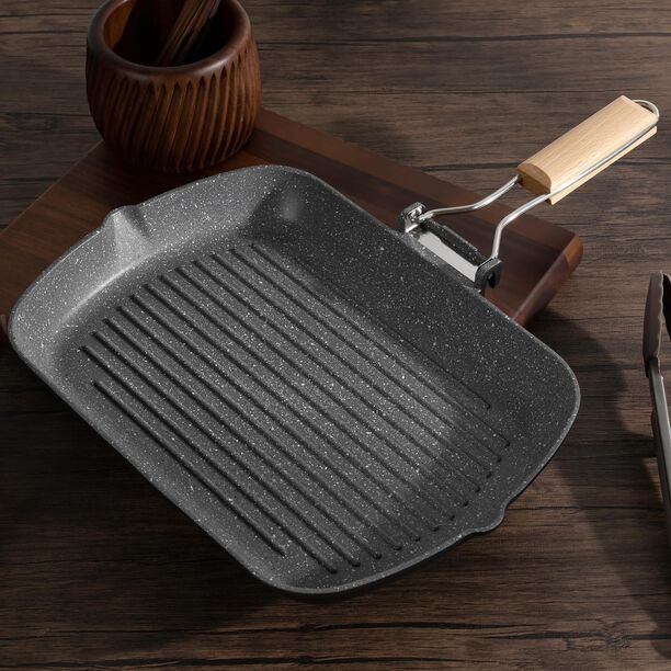 Alberto Non Stick Grill Pan image number 3
