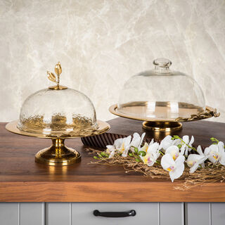 Arabesue Cake Dome