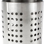 Stainless Steel Cutlery Holder Round  image number 1