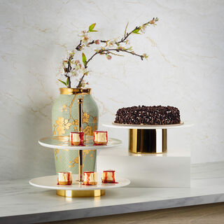 Harmony Footed Cake Stand