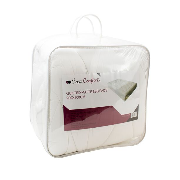Cottage Quilted Mattress Protector image number 1