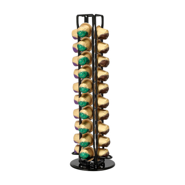 Capsule Stand Rotating in Black image number 2