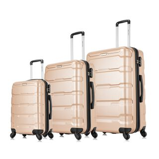 "Travel Vision Prom Set Of 3 20/24/28"" Champane"