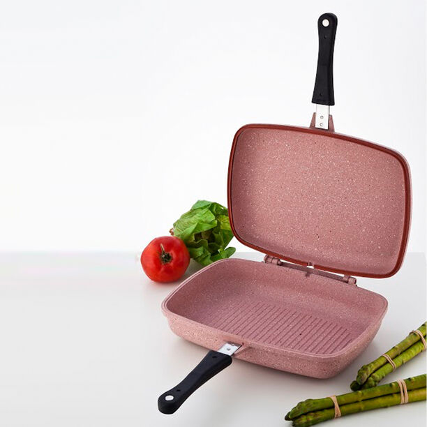 Alberto Granit Double Side Grill Premium Pinky image number 1