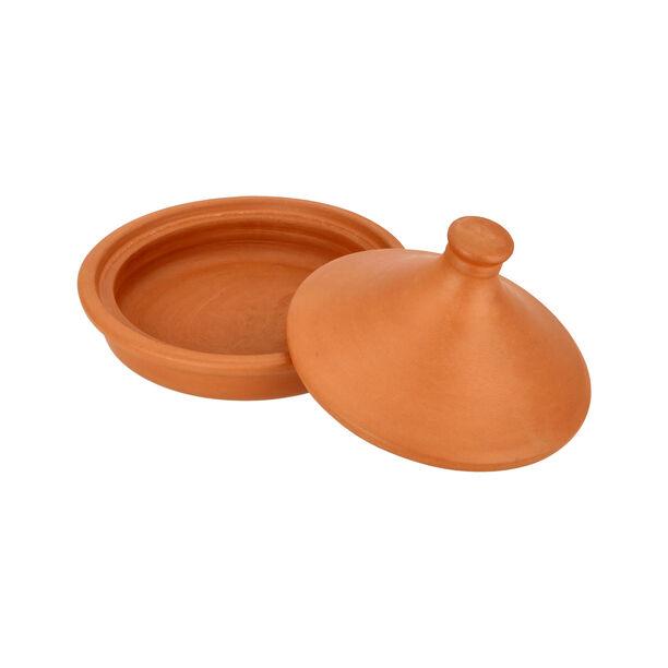 Clay Terracotta Tajin Small Size image number 2