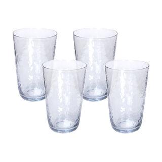 طقم كاسات زجاج