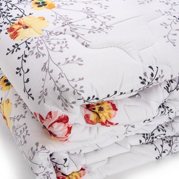 Yade Microfiber Comforter Set King Size 5 Pieces image number 1