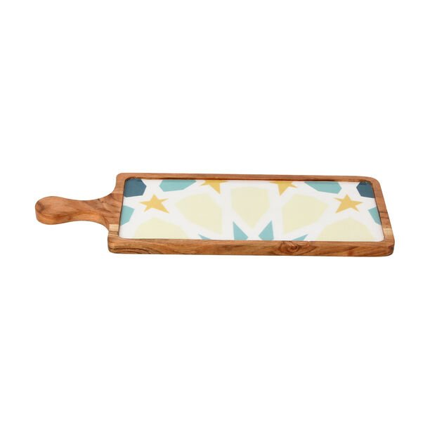 Arabesque Rectangle Serving Tray image number 3