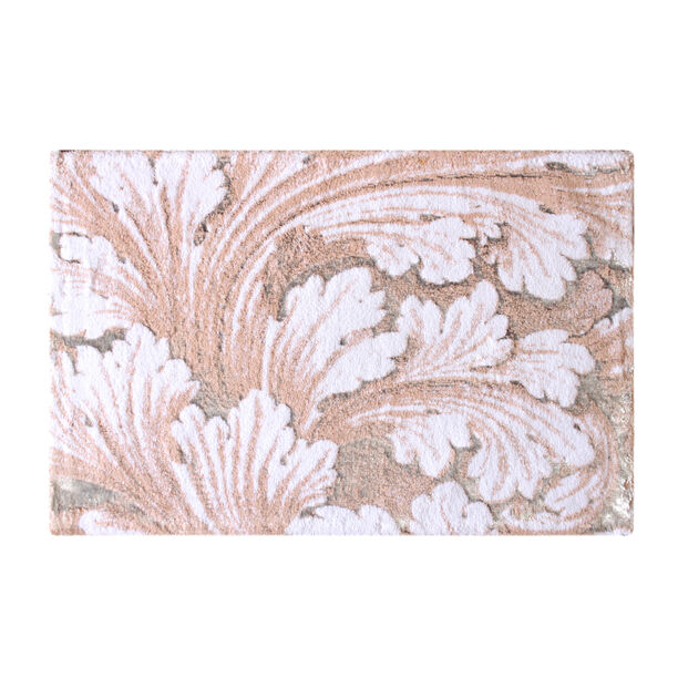 Cottage Cotton Bath Mat Ebru Powder 60X90 Cm image number 0
