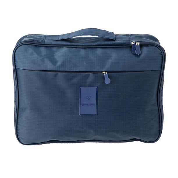 حقيبة تخزين لون كحلي من ترافل فيجن  image number 1