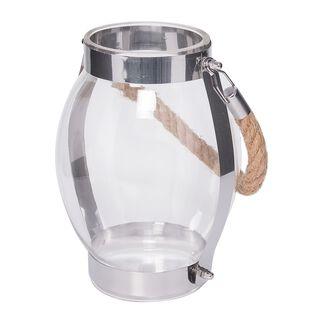 GLASS LANTERN CLEAR