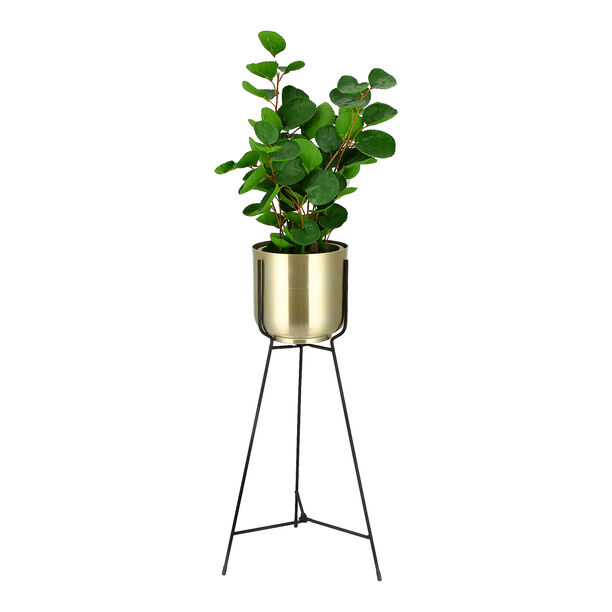 Metal Planter With Stand image number 1