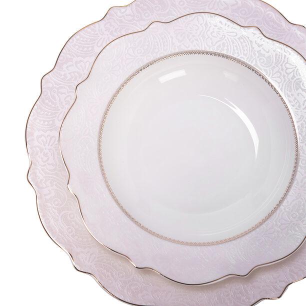 85 Pcs Porcelain Dinner Set image number 2
