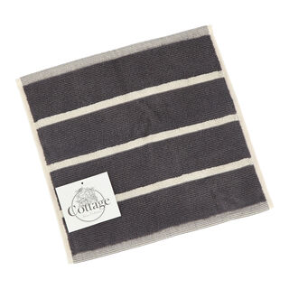 Face Towel Signature 91 Grey