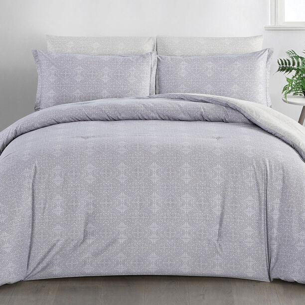 6 Pcs Comforter King Size Set Ivy image number 0
