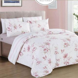4 Pcs Comforter Set Spring Twin Size