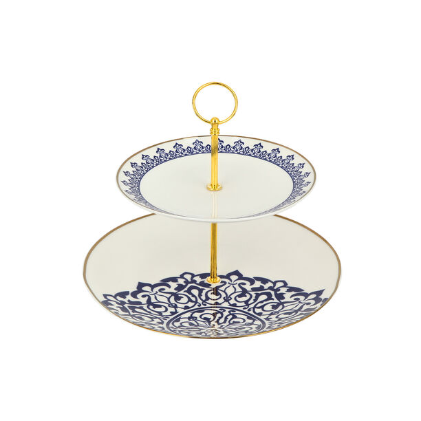 2 Tier Cake Stand image number 1
