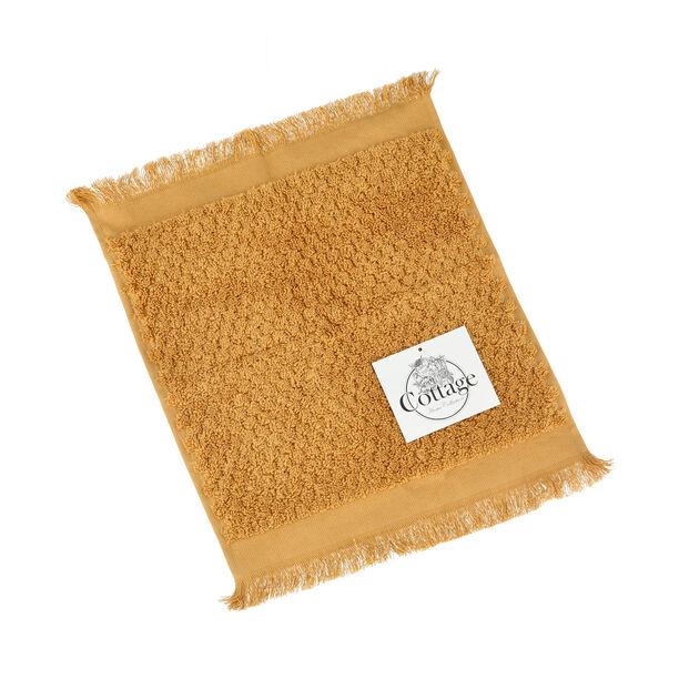 Face Towel Prestige Mustard image number 0