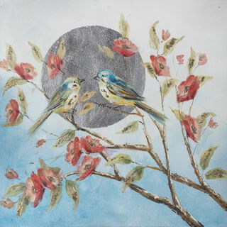 Canvas Wall Art Painting Bird