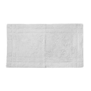 دعّاسة حمام قطن لون أبيض من كوتاج