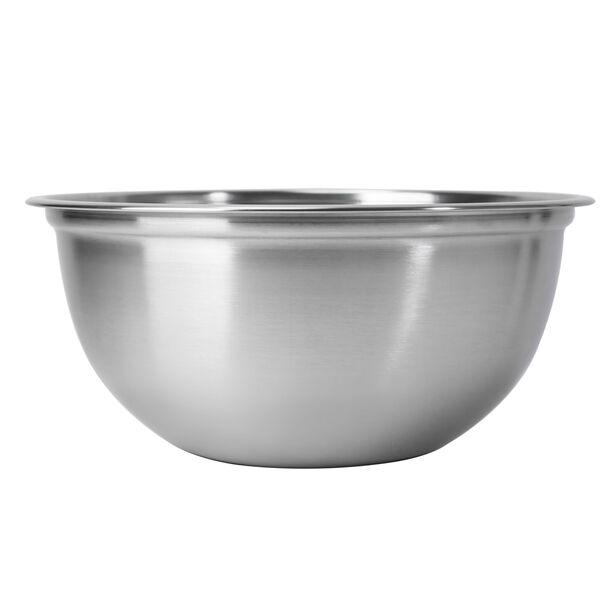 Manek Stainless Steel Mixing Bowl  Dia:31Cm Mirror Polished image number 1