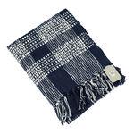غطاء خفيف 125*150 سم لون ازرق غامق من كوتاج image number 0