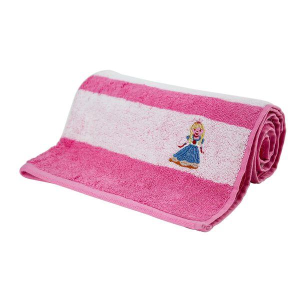 Cotton Face Towel Princess Design  image number 0