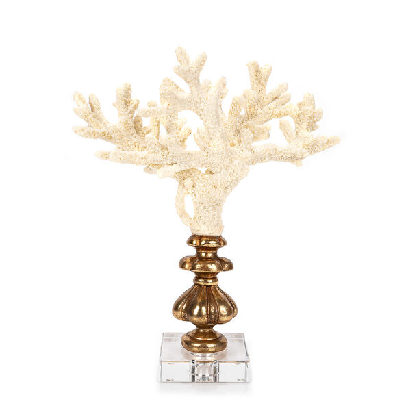 Home Accent Coral Cream And Gold image number 1
