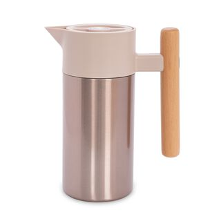 Dallety Steel Vacuum Flask Nature Matt Champagne 1.2 L