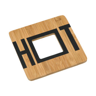 Alberto Bamboo Square Trivet-Hot Design