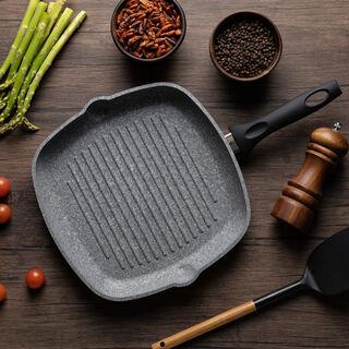 Alberto Granit Grill Pan