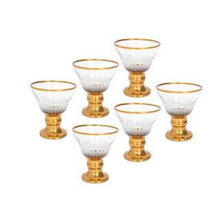 Liviano Sunflower Cups 6 Pcs Set